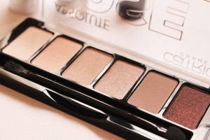 Absolute eye shadows from Catrice Cosmetics.
